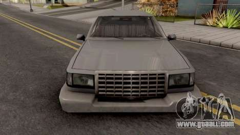 Albany Presidente 1992 for GTA San Andreas