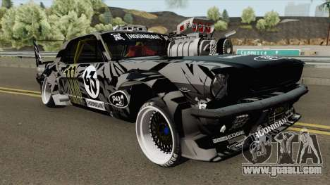 Ford Mustang 1965 Ken Block for GTA San Andreas