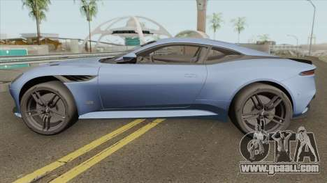 Aston Martin DBS Superleggera 2019 for GTA San Andreas