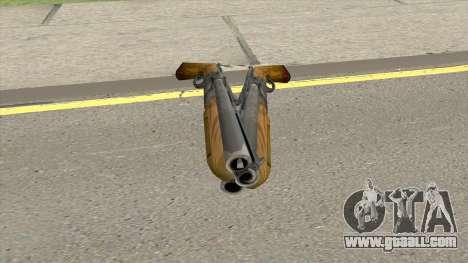 Sawnoff Shotgun (Fortnite) for GTA San Andreas