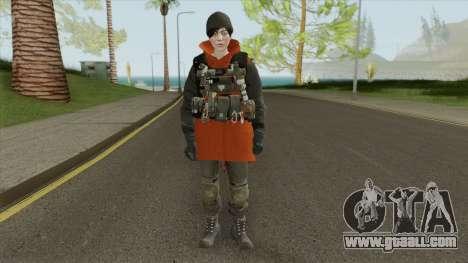 Skin Random 177 (Outfit Gunrunning) for GTA San Andreas