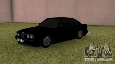 BMW 535i 90s for GTA San Andreas