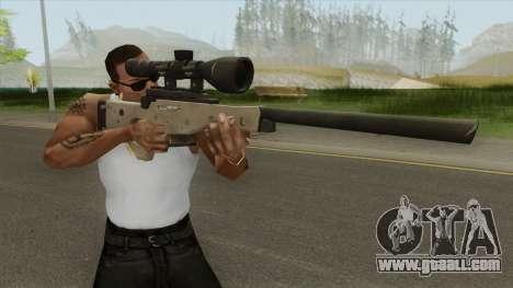 Bolt Sniper (Fortnite) for GTA San Andreas