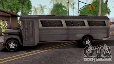 Bus GTA VC for GTA San Andreas