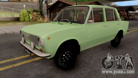 VAZ 2101 Luxe for GTA San Andreas