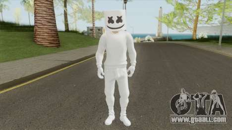 Marshmello for GTA San Andreas