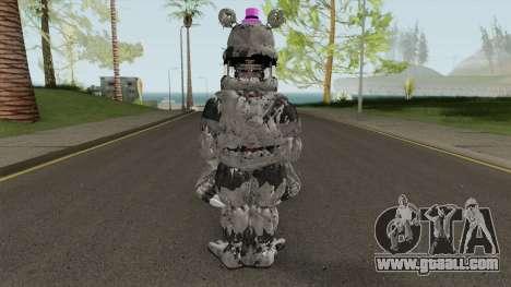 Fredbear Gray V1 for GTA San Andreas
