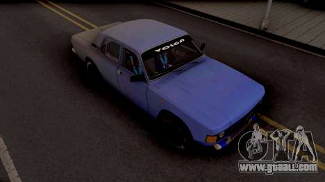 GAZ-3102 Turbo for GTA San Andreas