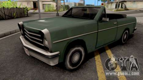 Declasse Biennial v2 for GTA San Andreas