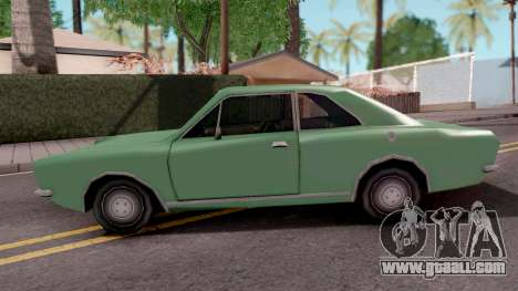 Vapid Cavalo 1969 for GTA San Andreas