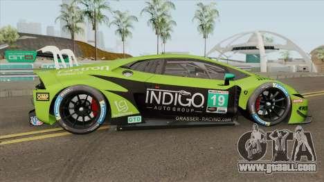 Lamborghini Huracan GT3 2018 for GTA San Andreas