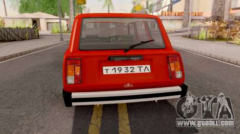 VAZ 2104 Right Rudder for GTA San Andreas