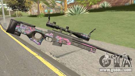 Sniper Rifle (High Quality) for GTA San Andreas