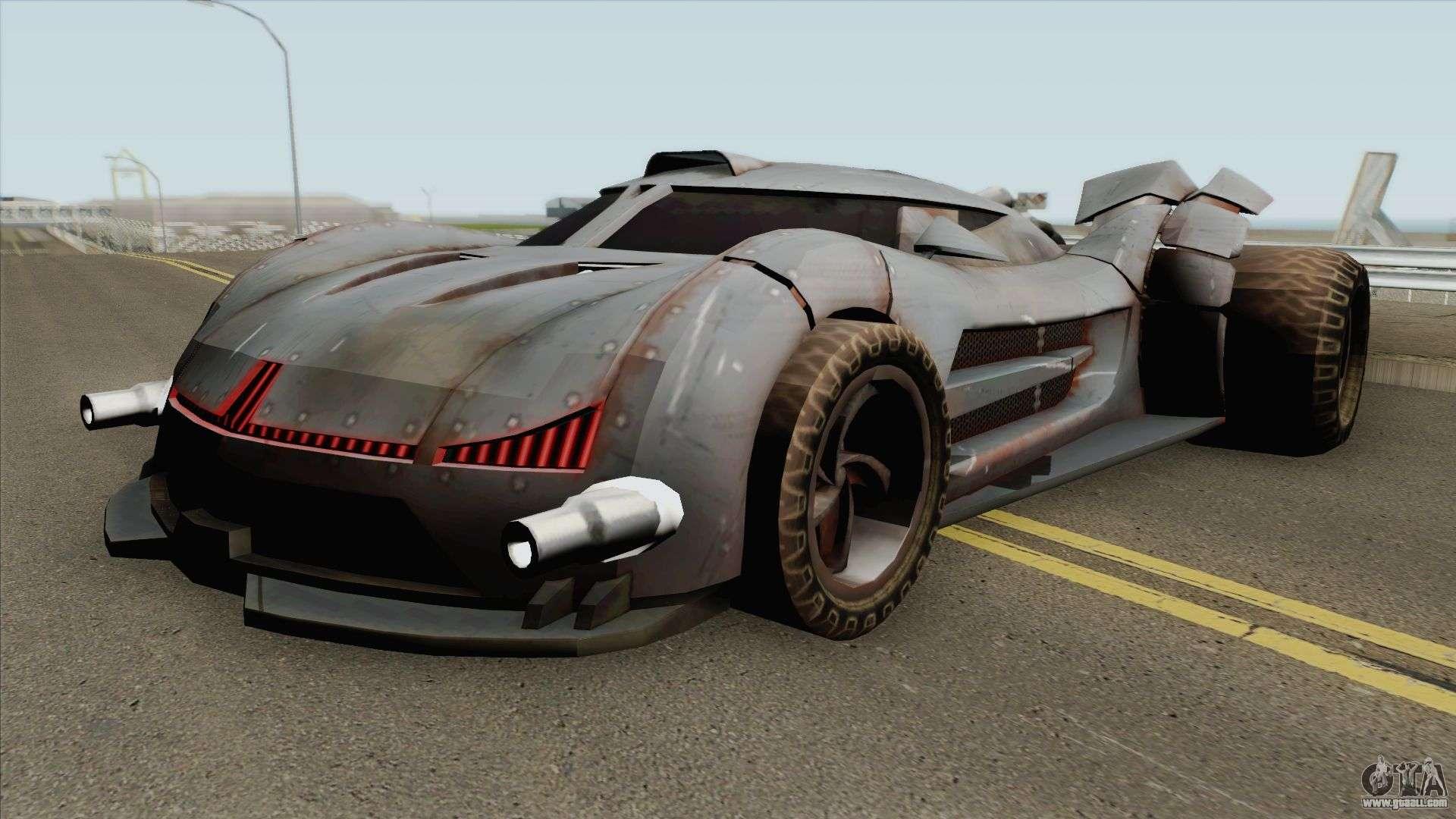 Thunder Master for GTA San Andreas