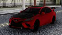 Toyota Camry Sport Red for GTA San Andreas