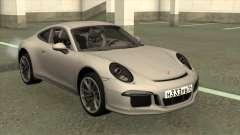 Porsche 911 R 2016 Stock for GTA San Andreas