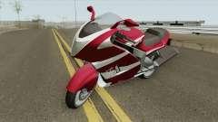 Hakuchou GTA V (Texturas Arregaldas) for GTA San Andreas