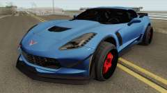 Chevrolet Corvette C7 Z06 for GTA San Andreas