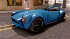 Declasse Mamba GTA V IVF Style for GTA San Andreas