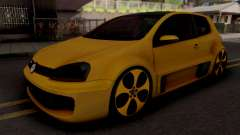 Volkswagen Golf GTI W12-650 for GTA San Andreas