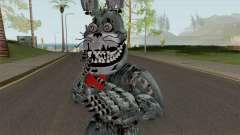 Nightmare Bonnie for GTA San Andreas