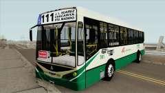 Linea 111 Metalpar Iguazu II Agrale MT15 Interno for GTA San Andreas