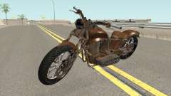 Western Motorcycle Rat Bike V2 GTA V for GTA San Andreas