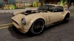 Declasse Mamba GTA V VehFuncs Style for GTA San Andreas