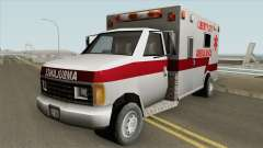 Ambulance GTA III for GTA San Andreas