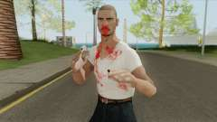 Jose With Blood From The Introduction for GTA San Andreas