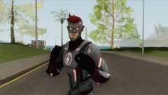 Wally West Legendary for GTA San Andreas