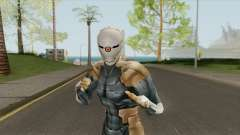 Grey Fox - SSBB for GTA San Andreas