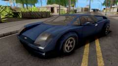 Infernus GTA VC for GTA San Andreas