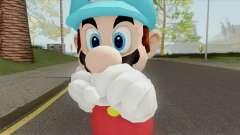 Mario Hielo for GTA San Andreas