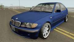 BMW 325i High Quality for GTA San Andreas