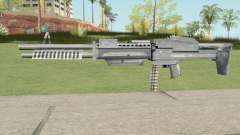 Machine Gun V1 (MGWP) for GTA San Andreas