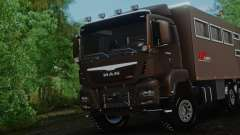 MAN HOME LPcars for GTA San Andreas