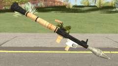 Type 69 RPG for GTA San Andreas