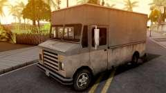 Boxville GTA VC for GTA San Andreas