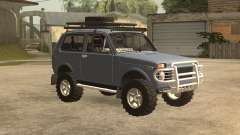 VAZ 2121 Off-road for GTA San Andreas