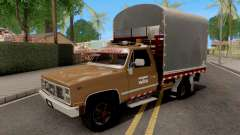 Chevrolet C10 Con Estacas for GTA San Andreas