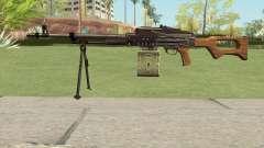 CSO PKM Machine Gun for GTA San Andreas
