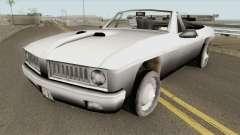Stallion GTA III for GTA San Andreas