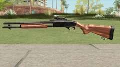 Shotgun (High Quality) for GTA San Andreas