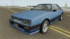 Vapid Uranus (Tunable) GTA IV for GTA San Andreas