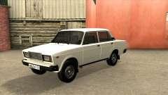 2107 Drain White for GTA San Andreas