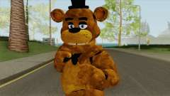 Freddy Fazbear V17 (FNaF) for GTA San Andreas