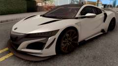 Acura NSX 2017 for GTA San Andreas