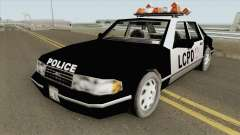 Police Car GTA III for GTA San Andreas