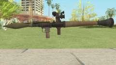 RPG 7 (Medal Of Honor 2010) for GTA San Andreas